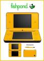DSi XL Console Yellow