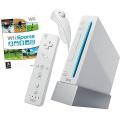 Nintendo Wii Console+ Wii Sport