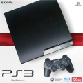 PlayStation 3 Slim - 120GB Console (PS3)