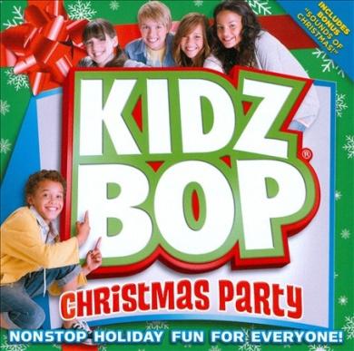 Kidz Bop Christmas Party, Kidz Bop Kids (Recorded By) - Shop Online for Music in Australia