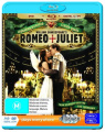 Romeo & Juliet Blue Ray and DVD Combo Pack