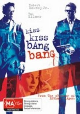 Kiss Kiss Bang Bang by Roadshow Entertainment - Shop ...