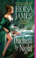 Duchess by Night by Eloisa James (US edition)