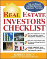 Real Estate Investor's Checklist: Everything You Need to Know to Find and Finance the Most Profitable Investment Properties