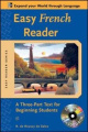 Easy French Reader: A Three-part Text for Beginning Students (Easy Reader Series)