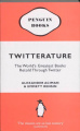 Twitterature: The World's Greatest Books Retold Through Twitter by Alexander Aciman and Emmett Rensin (UK edition)