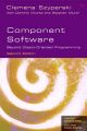 Component Software: Beyond Object-Oriented Programming