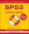 SPSS Survival Manual: A Step by Step Guide to Data Analysis Using SPSS for Windows (Version 15)
