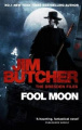 Fool Moon by Jim Butcher (The Dresden Files, Book 2)