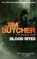 Blood Rites by Jim Butcher (The Dresden Files, Book 6)