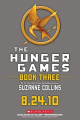 Mockingjay by Suzanne Collins (Hunger Games Trilogy, Book 3)