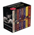 Sookie Stackhouse Boxed Set (Books 1 to 8)