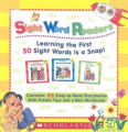 Sight Word Readers Boxed Set: Learning the First 50 Sight Words Is a Snap!