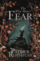 The Wise Man's Fear by Patrick Rothfuss (Kingkiller Chronicle)