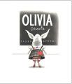 Olivia Counts [Board book]