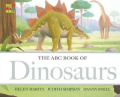 The ABC Book of Dinosaurs [Board book]