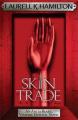 Skin Trade by Laurell K. Hamilton (UK hardback)