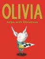 Olivia Helps with Christmas