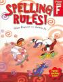 Spelling Rules!: Makes Spelling Stick: Bk. F: Student (Spelling Rules! S.) Grade 5