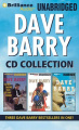 Dave Barry CD Collection: Dave Barry Is Not Taking This Sitting Down/Dave Barry Hits Below the Beltway/Boogers Are My Beat