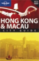 Lonely Planet Hong Kong and Macau City Guide