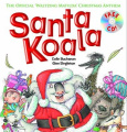 Santa Koala: Hardcover + Music CD