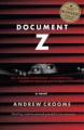 Document Z: A Novel
