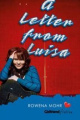 A Letter from Luisa (Girlfriend Fiction)