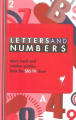 Letters and Numbers 2
