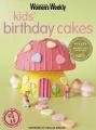 Kids' Birthday Cakes (