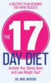Dr Mike Moreno's 17 Day Diet