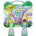 . Coloured Bubbles Wand Set