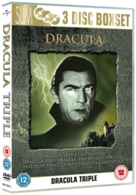 Dracula movie closest to book