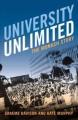 University Unlimited: The Monash Story