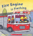 Fire Engine is Flashing (Busy Wheels)