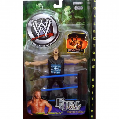 WWE Jakks Fatal 4 Way Collection Figures Make Your Selection