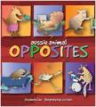 Aussie Animal Opposites [Board book]
