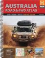 Australia Road & 4WD Atlas: HEMA.A.040SP