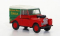 Land Rover series I 88, Bertram Mills Circus , Model Car, Ready-made, Oxford 1:76