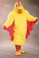 Forum Novelties 101572 Comical Chicken Adult Costume - Yellow - Standard One-Size