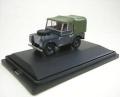 Oxford Diecast 76LAN180004 Land Rover Series 1 80'' Canvas RAF