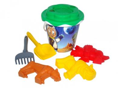 5-Piece Polesie Polesie38364 No 397 Sand Mill Set Toy