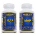 MAP 2 x Master Amino Acid Pattern 1000mg 120 Tablets Muscle Building