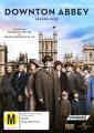 Downton Abbey Season 5 (Region 4)