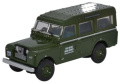 Oxford 76LAN2006 Land Rover Series II LWB Station Waggon PO Telephones 1:76 Scale