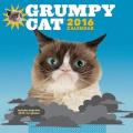 2016 Wall Calendar: Grumpy Cat: 2016