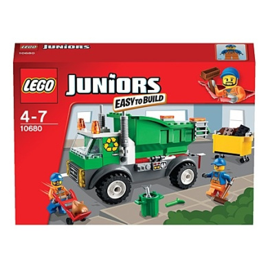 Garbage Truck By Lego Shop Online For Toys In Australia