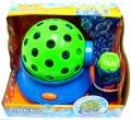 Kids Bubble Machine Bubble Ball Childrens Bubble Blower Rotating Double Bubble