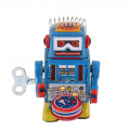 Wind Up Robot MS408 Tin Toy
