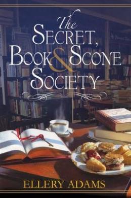 Ellery adams the secret book and scone society